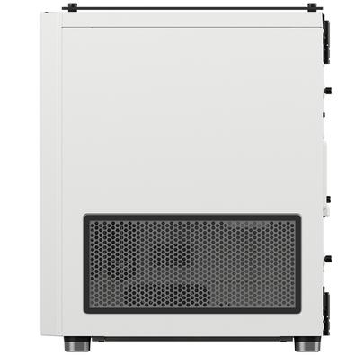 Gabinete Gamer Corsair Crystal Series 680X, RGB, Branco - CC-9011169-WW