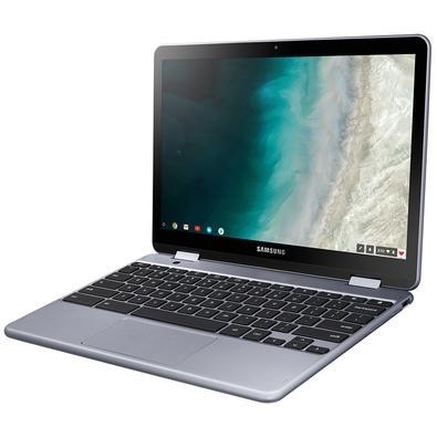 Chromebook Plus Samsung Touchscreen, Intel Celeron 3965Y, 4GB, 32GB, Chrome OS, 12.2´ - XE521QAB-AD1BR
