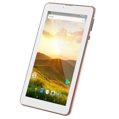 Tablet Multilaser M7 4G Plus, Dual Chip, Android Oreo 8.1, 7', Golden Rose - NB286