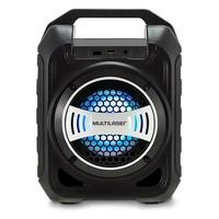Caixa de Som Multilaser Bluetooth, LED, 30W - SP313