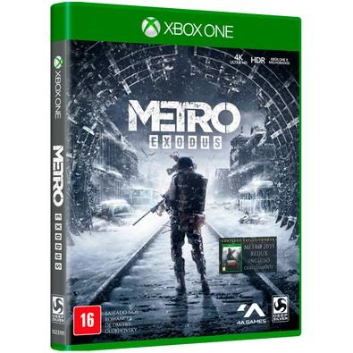 Game Metro Exodus Xbox One