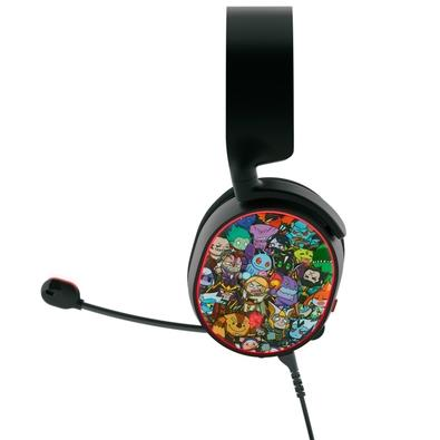 Headset Gamer Steelseries Arctis 5 Dota 2, 7.1 Surround - 61445