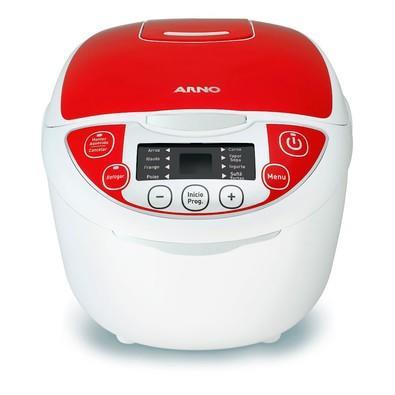 Panela Elétrica Arno Multicooker FC22, 12 Funções, 840W, 5L, 110V - RK7051B1