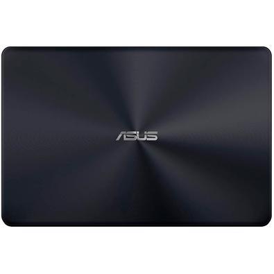 Notebook Asus VivoBook 15, Intel Core i5-8250U, 4GB, 1TB, NVIDIA GeForce 930MX 2GB, Windows 10 Home, 15.6´, Cinza - X510UR-BQ378T