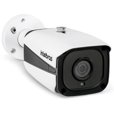 Câmera IP Intelbras Infravermelho, Lente 3.6mm, Full HD, IR 20m - VIP 1220 B G3 4564024