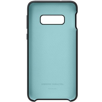 Capa Protetora Samsung Silicone para Galaxy S10e, Preta - EF-PG970TBEG
