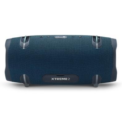 Caixa de Som Portátil JBL Xtreme 2, Bluetooth, 40W RMS, Micro USB, à Prova D´Água, Azul - JBLXTREME2BLUBR