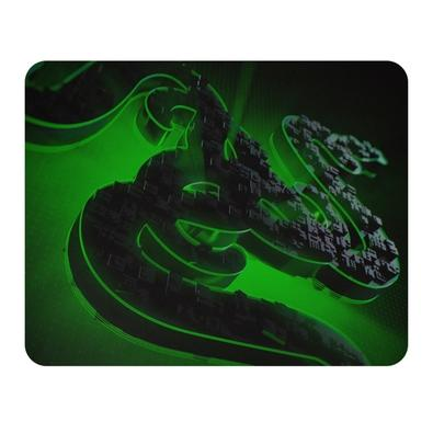 Kit Gamer Razer - Mouse Abyssus Lite Chroma + Mousepad Goliathus Mobile Construct, Pequeno (215x270mm)