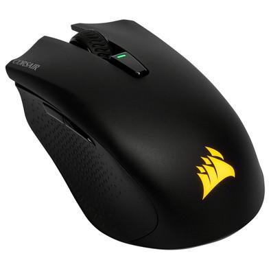 Mouse Sem Fio Gamer Corsair Harpoon, RGB, 6 Botões, 10000DPI - CH-9311011-NA