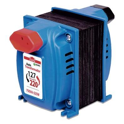 Auto Transformador IPEC 750VA, Bivolt - MT750