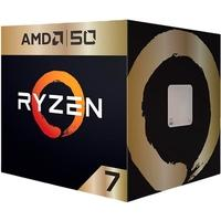 Processador AMD Ryzen 7 2700X AMD50 Gold Edition, Cache 16MB, 3.7GHz (4.3GHz Max Turbo), AM4, Sem Vídeo - YD270XBGAFA50
