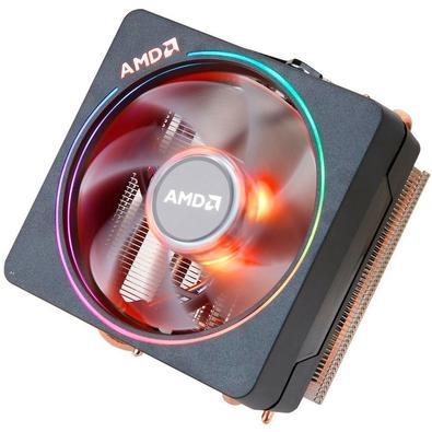 Processador AMD Ryzen 7 2700X AMD50 Gold Edition, Cache 16MB, 3.7GHz (4.3GHz Max Turbo), AM4, Sem Vídeo - YD270XBGAFA50