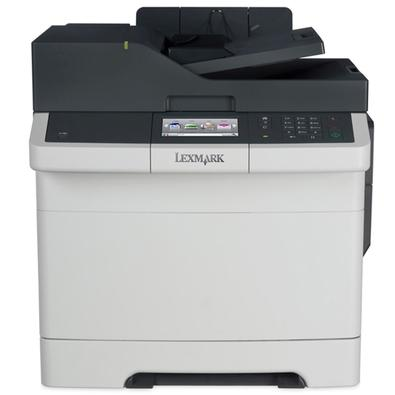 Multifuncional Lexmark Laser, Colorida, 110V - CX417DE