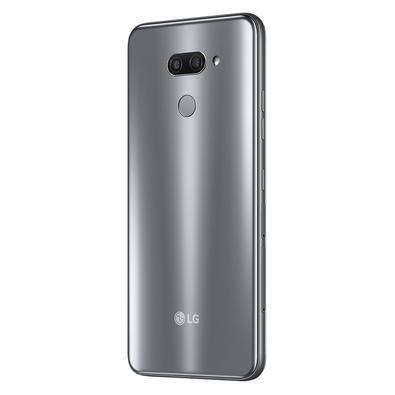 Smartphone LG K12 Max, 32GB, 13MP, Tela 6.26´, Platinum - LM-X520BMW