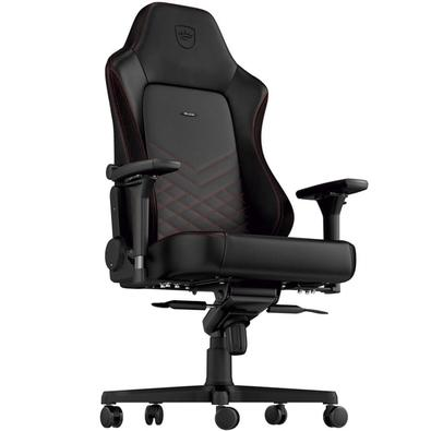 Cadeira Gamer Noblechairs Hero, Black Red - NBL-HRO-PU-BRD