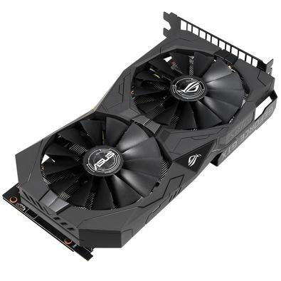 Placa de Vídeo Asus ROG Strix NVIDIA GeForce GTX 1650 4GB, GDDR5 - ROG-STRIX-GTX1650-A4G-GAMING