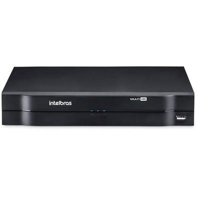 DVR Intelbras Multi HD 08 CH com HD 1TB MHDX 1108 - 4580349