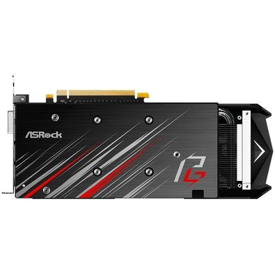 Placa de Vídeo ASRock AMD Radeon RX 590 OC 8GB, Phantom Gaming X