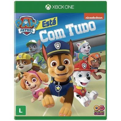 Game Patrulha Canina Xbox One