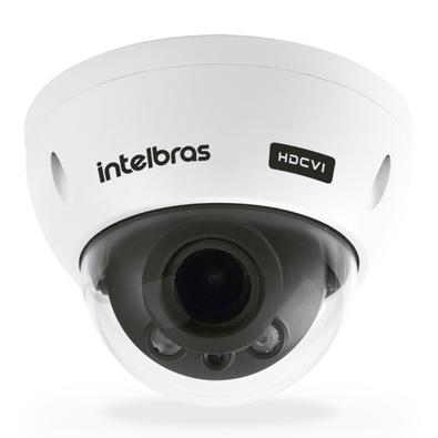 Câmera Dome Intelbras Multi-HD, Infravermelho, Lente 2.7 a 12mm, Full HD, IR 30m - VHD 3230 D VF G4 4565263