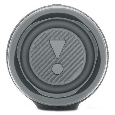 Caixa de Som Portátil JBL Charge 4, Bluetooth, 30W, À Prova D´Água, Cinza - JBLCHARGE4GRY