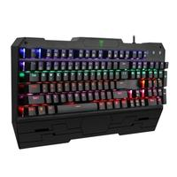 Teclado Mecânico Gamer T-Dagger Bettleship, LED, US - T-TGK301