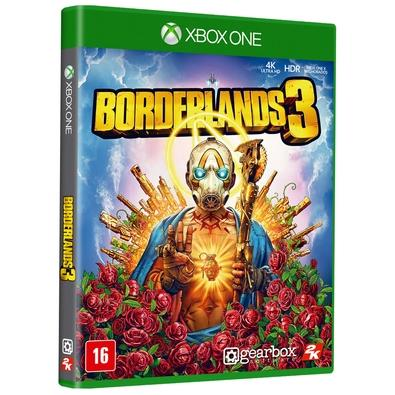 Game Borderlands 3 Xbox One