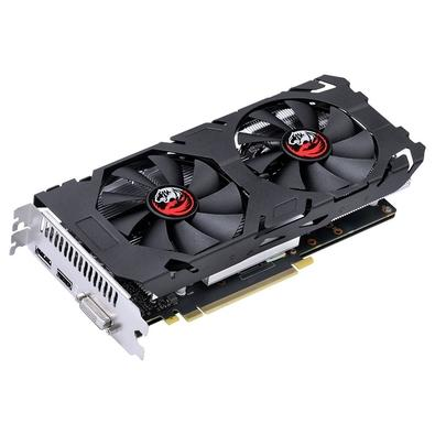 Placa de Vídeo PCYes NVIDIA GeForce GTX 1660 Ti, 6GB, GDDR6 - PA166019206G6