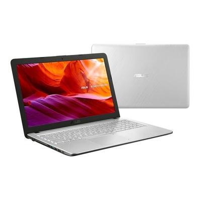 Notebook Asus Core i3-7020U, 4GB, 1TB, Windows 10 Home, 15.6´, Prata Metálico - X543UA-GO2195T