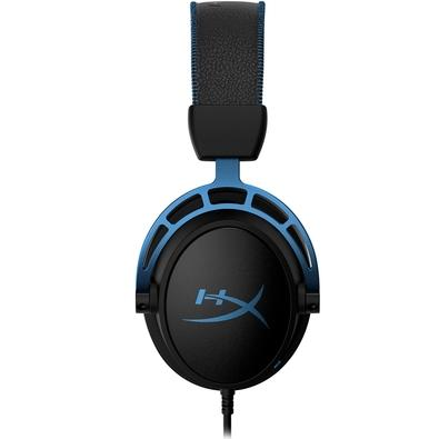Headset Gamer HyperX Cloud Alpha S 7.1 - HX-HSCAS-BL/WW