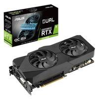 Placa de Vídeo Asus NVIDIA Dual Geforce RTX 2060 Super EVO OC 6GB, GDDR6 - DUAL-RTX2060S-O8G-EVO