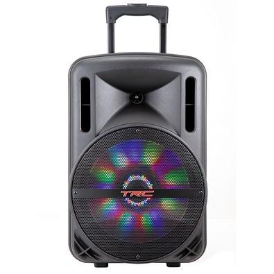 Caixa de Som Amplificada TRC 336, Bluetooth, USB, LED, 290W RMS