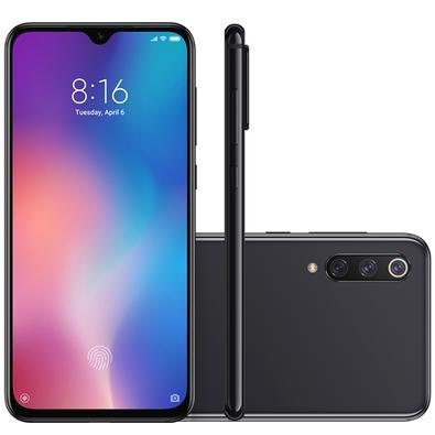 Smartphone Xiaomi Mi 9SE, 128GB, 48MP, Tela 5.97´, Preto + Capa e Película - CX271PRE