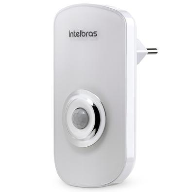 Sensor de Presença Intelbras ESI 5001 com Iluminação LED, Alcança até 3m - 4634000