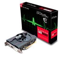 Placa de Vídeo Sapphire AMD Pulse RX 550 4G G5 640SP, 4GB, GDDR5 - 11268-15-20G