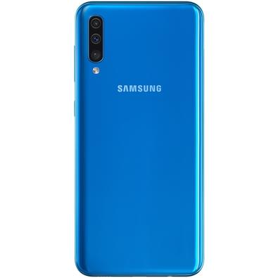 Smartphone Samsung Galaxy A50, 128GB, 25MP, Tela 6.4´, Azul - SM-A505GZBSZTO