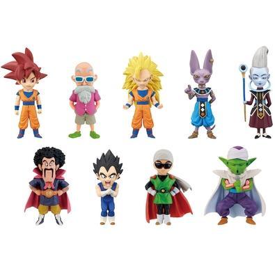 Action Figure Dragon Ball Super, God x God, Individual Surpresa - 27838/27839