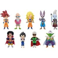 Action Figure Dragon Ball Super, God x God, Individual Surpresa - 27838/27839