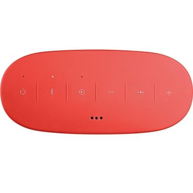 Caixa de Som Bose Speaker II Soundlink, Bluetooth, Vermelho - 752195-0400