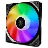 Cooler FAN Deepcool CF140, 140mm, RGB - DP-FA-RGB-CF140-1