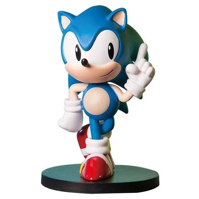 Action Figure Sonic The Hedgehog Boom Series Vol.1, Sonic Number 1