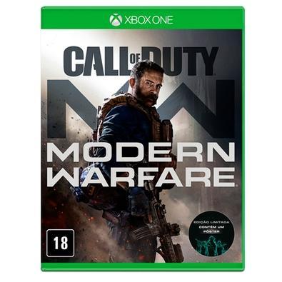 Game Call Of Duty Modern Warfare Edição Padrão Xbox One