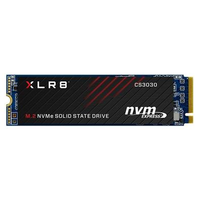 SSD PNY CS3030 500GB M.2, Leitura 3.500MB/s, Gravação 2.000MB/s - M280CS3030-500-RB