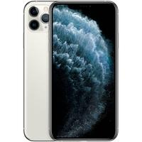 iPhone 11 Pro Max Prata, 64GB - MWHF2