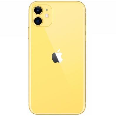 iPhone 11 Amarelo, 128GB - MWM42