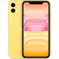 iPhone 11 Amarelo, 128GB - MWM42