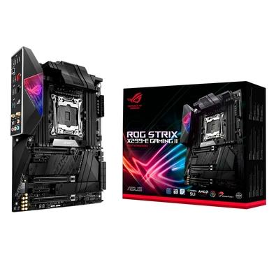 Placa-Mãe Asus ROG STRIX X299-E Gaming II, Intel LGA 2066, ATX, DDR4