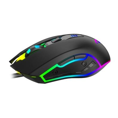 Mouse Gamer Havit MS1018, 6 Botões, 3200DPI - MS1018