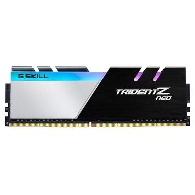 Memória G.Skill Trident Z Neo RGB, 32GB (2x16GB), 3000MHz, DDR4, CL16 - F4-3000C16D-32GTZN
