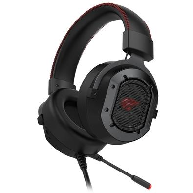 Headset Gamer Havit H2006U, Drivers 40mm - H2006U